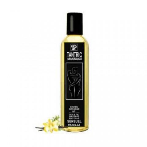 aceite tantrico masaje vainilla