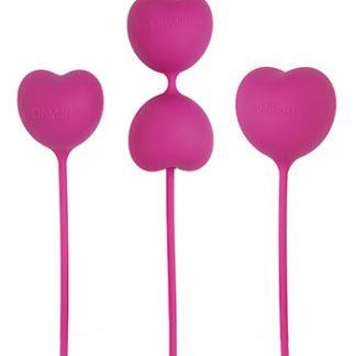 bolas chinas corazon lovelife