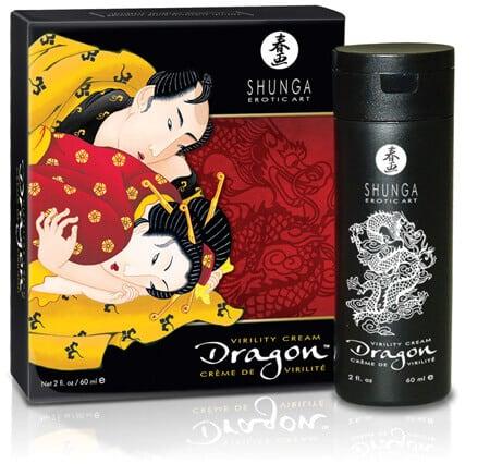 crema potenciadora dragon