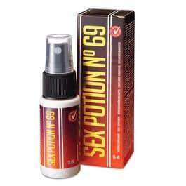 spray estimulante