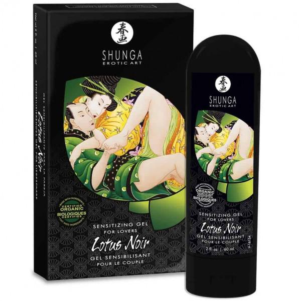 gel sensibilizante para parejas de Shunga