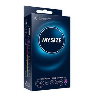preservativo My.Size ancho especial 69 caja 12 unidades
