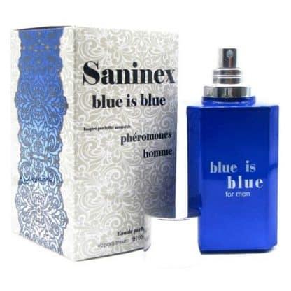 perfume feromonas masculino Saninex Blue is Blue 100 ml