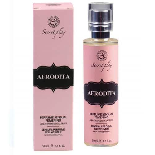 perfume feromonas mujer Afrodita 50 ml 1