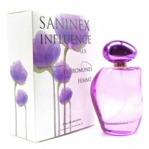 perfume feromonas mujer Saninex Influence Sex 100ml