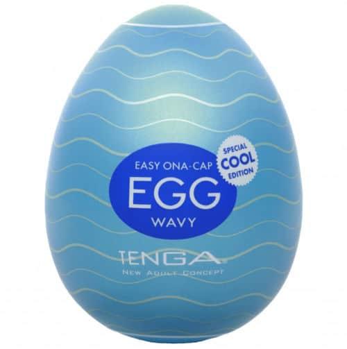 Huevo Tenga edicion especial frio color azul