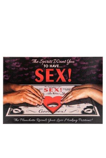 juego los espiritus quieren que tengas sexo