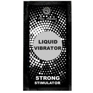 monodosis vibrador liquido fuerte de Secret Play