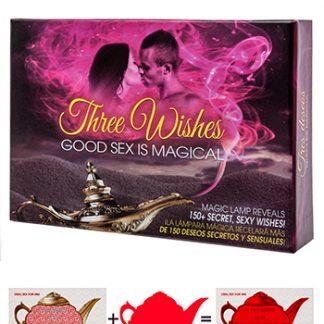 sexo es magia juego los deseos