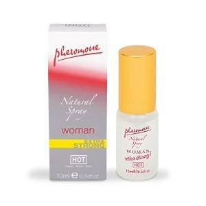 Feromona natural femenina extra strong sin aroma 10ml
