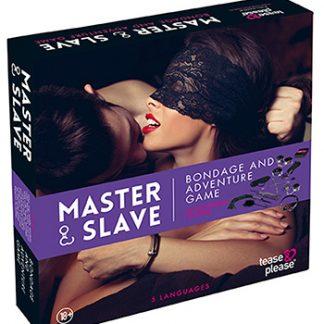 juego erotico MASTER SLAVE BONDAGE
