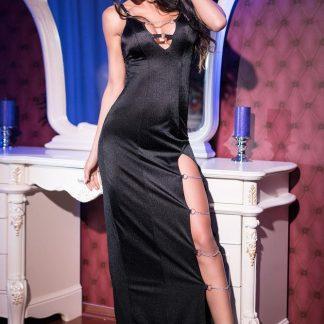 Vestido negro de Chilirose talla L