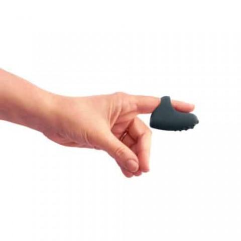 estimulador de clitoris recargable dedo magico silicona de Marc Dorcel 2018