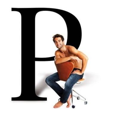 el punto P masculino