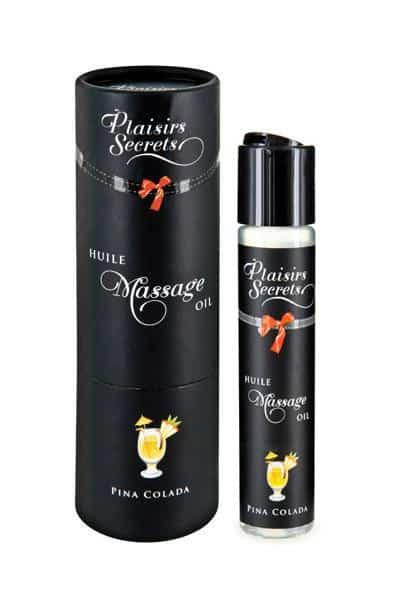 aceite de masaje piña colada Plaisirs Secrets