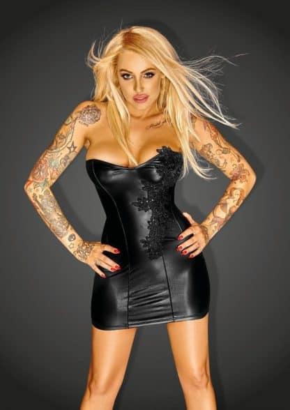 Vestido corset negro talla M