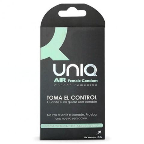 Preservativo-femenino-Uniq-Air